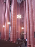 Interior of the Dom
